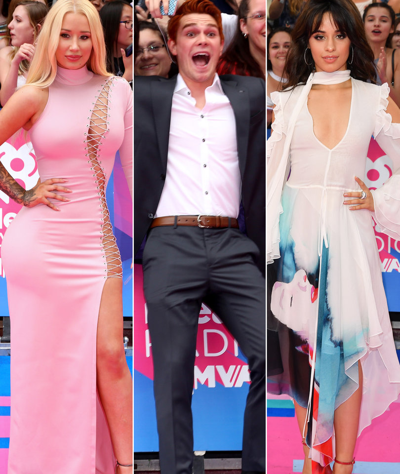 All the Red Carpet Fashion from the iHeartRADIO MuchMusic Video Awards