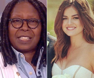 Lucy Hale 'Fat' Shaming Herself Ignites Debate on 'The View'