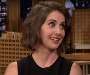 'GLOW' Star Alison Brie, Jimmy Fallon Swap Bad Haircut Stories