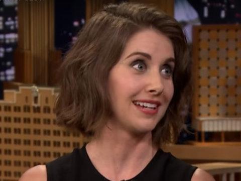'GLOW' Star Alison Brie, Jimmy Fallon Swap Bad Haircut Stories