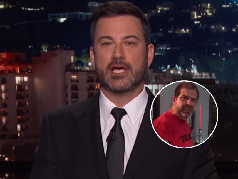Jimmy Kimmel Father's Day Prank: Kids Terrify Dad With Love
