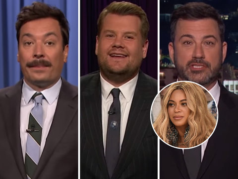 Late-Night Hosts Already Got Jokes About Beyonce's Twins