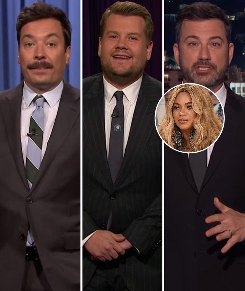 Late-Night Hosts Already Got Jokes About Beyonce's Twins