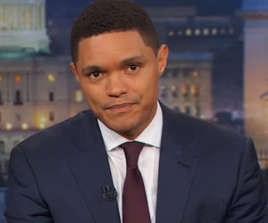 Trevor Noah Asks 'How Does a Black Person Not Get Shot in America?'