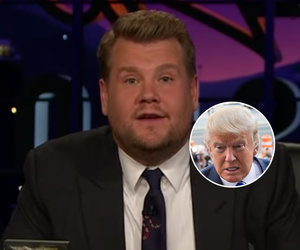 Why James Corden Sent Trump 297 Copies of 'Philadelphia'