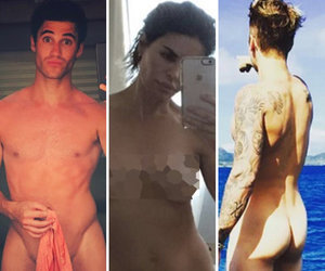 22 Bare-Assed Stars on Social Media in Honor of National Selfie Day