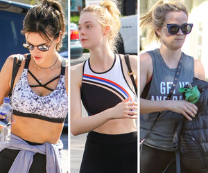 13 Stars in Spandex in Celebration of International Yoga Day