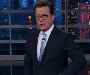 Colbert Calls Steve Bannon 'Sweaty Meat' After Fat Dig at Sean Spicer