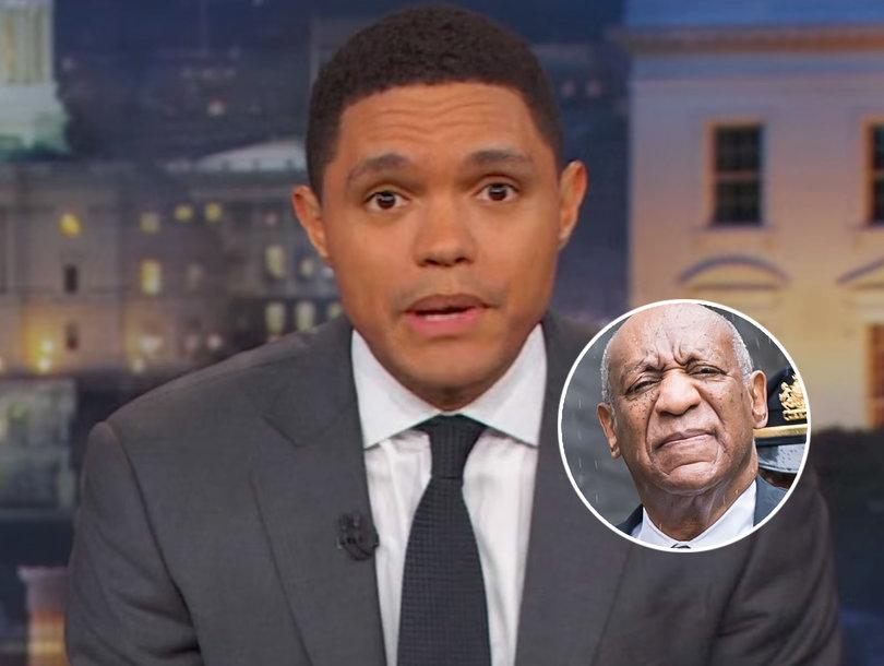 Trevor Noah Imagines Trumpcare 'Horror Story' With Bill Cosby