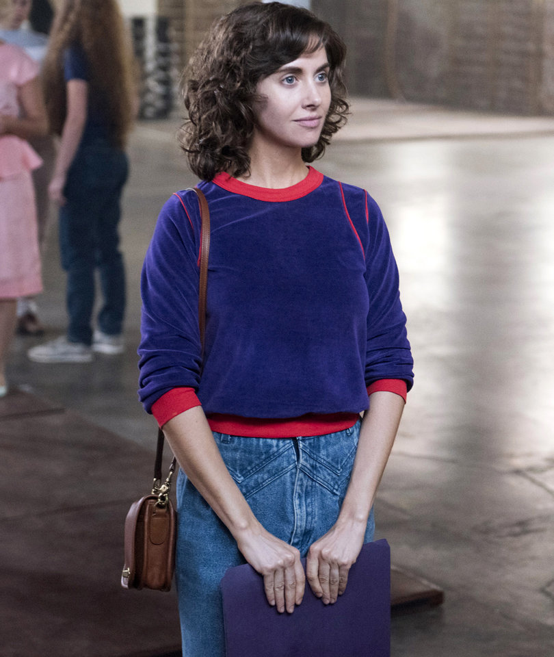 Alison Brie's Netflix Show Is a Long Tease, Then Ladies Kick Ass