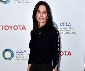 Why Courteney Cox Had Her Fillers Dissolved: 'I'm As Natural As I Can Be'