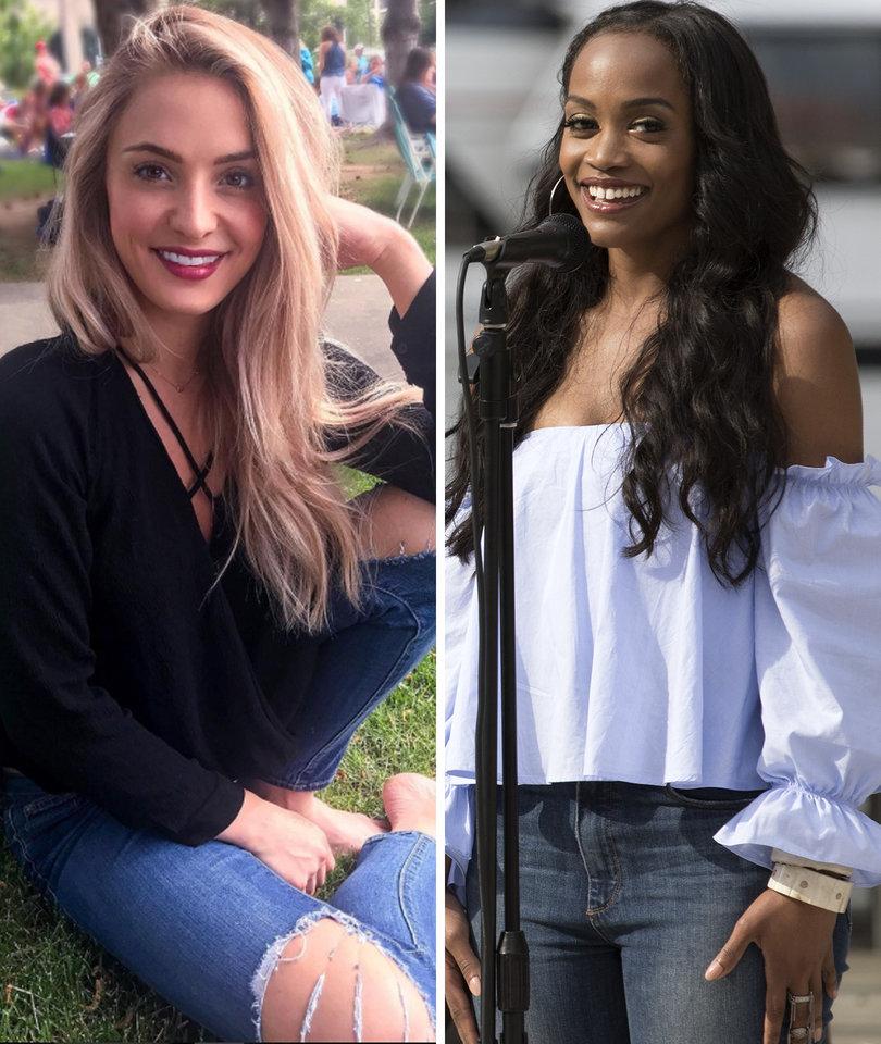'Bachelor' Contestant Leah Block Apologizes For Racist 'Bachelorette' Tweet
