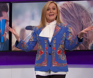 Samantha Bee Blasts Right-Wing 'Idiots' for Already Ruining Her Summer