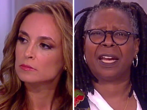 'View' Clashes Over Trump Not Wanting 'Poor Person' Handling Economy