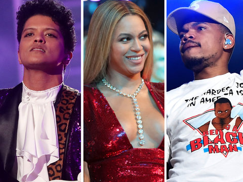 BET Awards 2017: The Complete Winners List