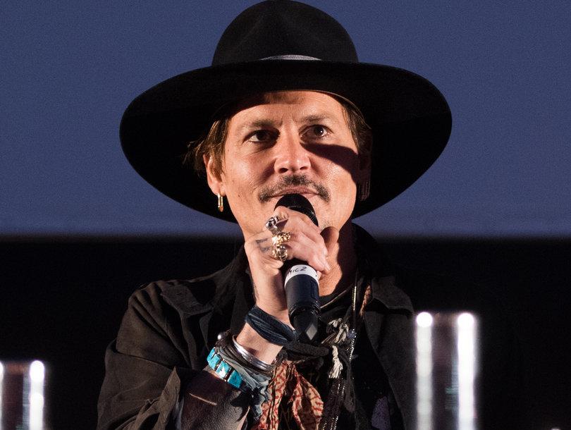 Johnny Depp Under Fire for Donald Trump Assassination Joke