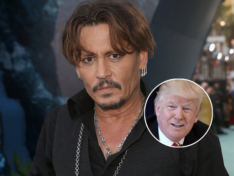 Johnny Depp Apologizes for Trump Assassination Joke: 'I Intended No Malice'