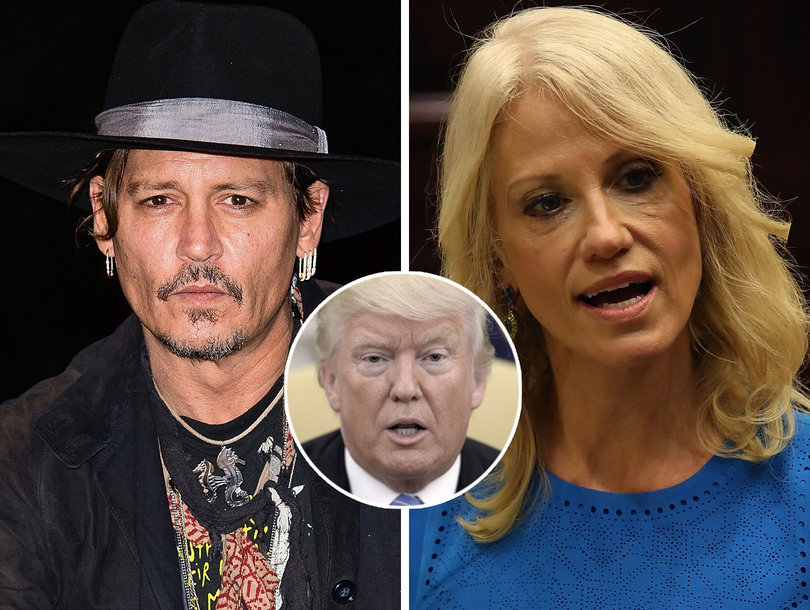 White House Responds to Johnny Depp's Trump Assassination Joke