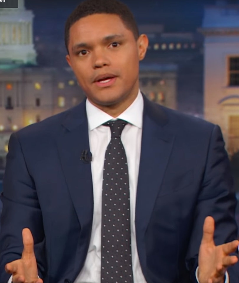 Trevor Noah Slams Hypocritical Trump Supporters