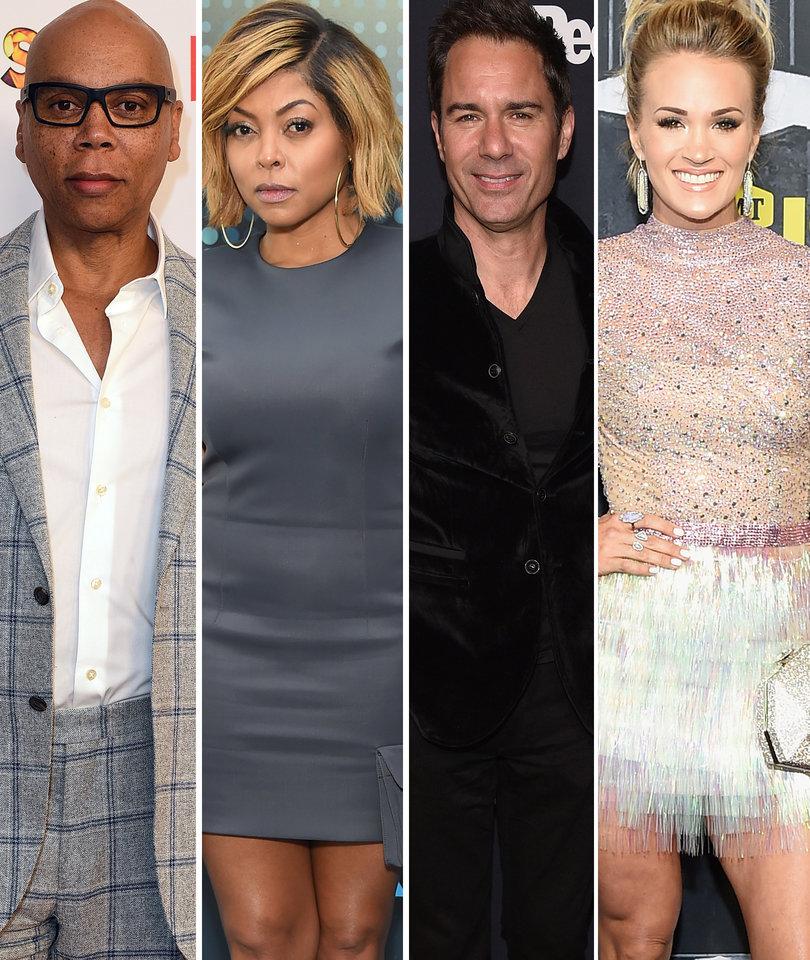 34 Stars Getting Stars in 2018