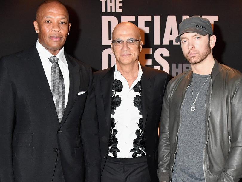 Eminem is Almost Unrecognizable Now