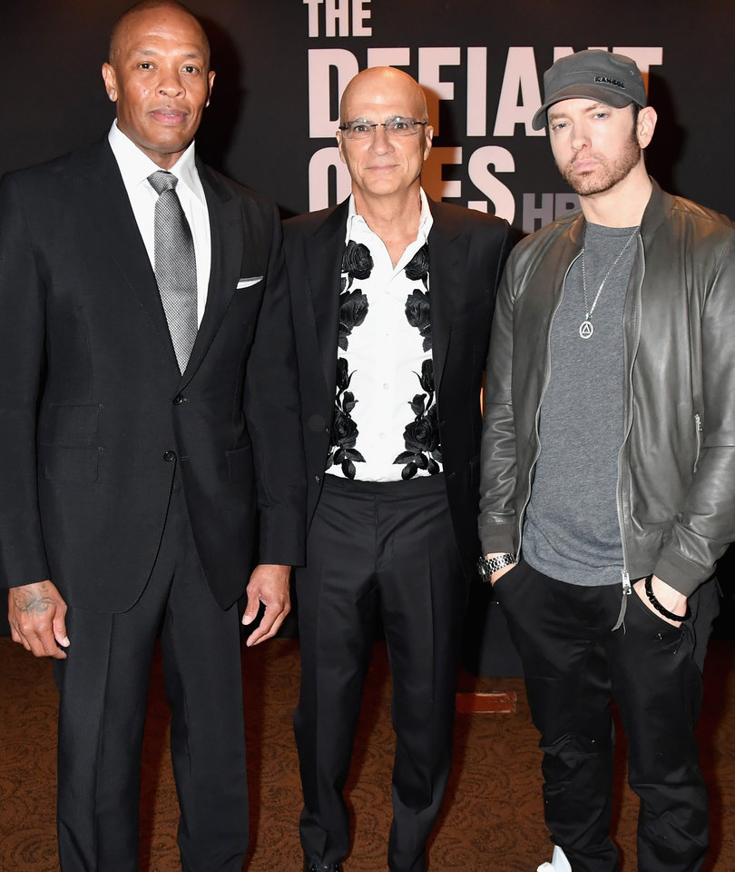 Eminem is Almost Unrecognizable Now