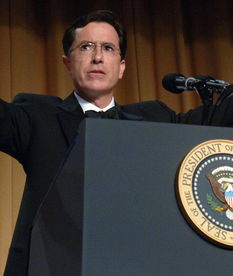 Stephen Colbert 2020?