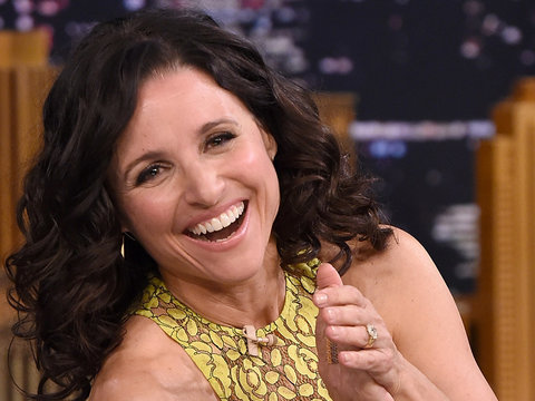 Julia Louis-Dreyfus Celebrates 30 Years With Hubby -- See The Throwback!