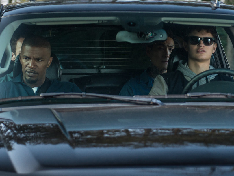 'Baby Driver' Starring Ansel Elgort, Kevin Spacey and Jamie Foxx Shaping Up to…