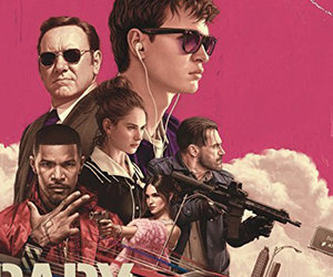 The 'Baby Driver' Soundtrack Is Here and It's Awesome