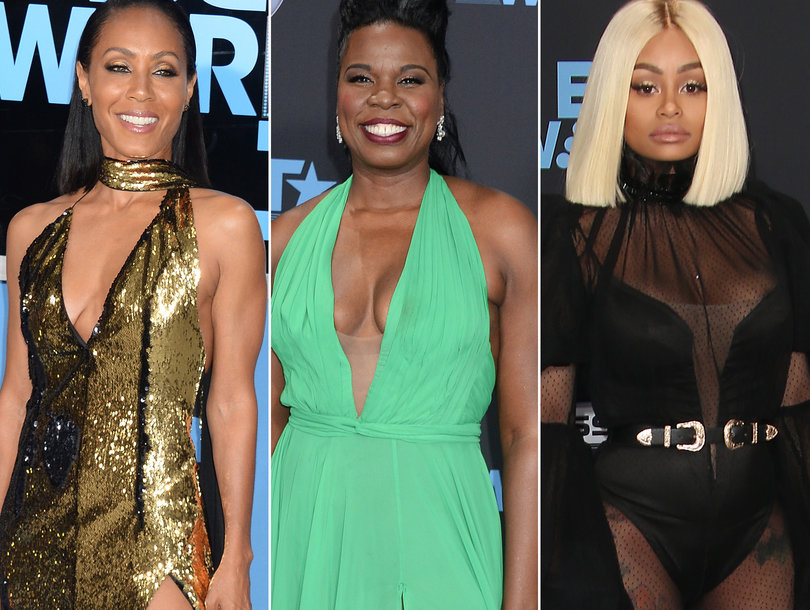 See All the BET Awards 2017 Red Carpet Fashion