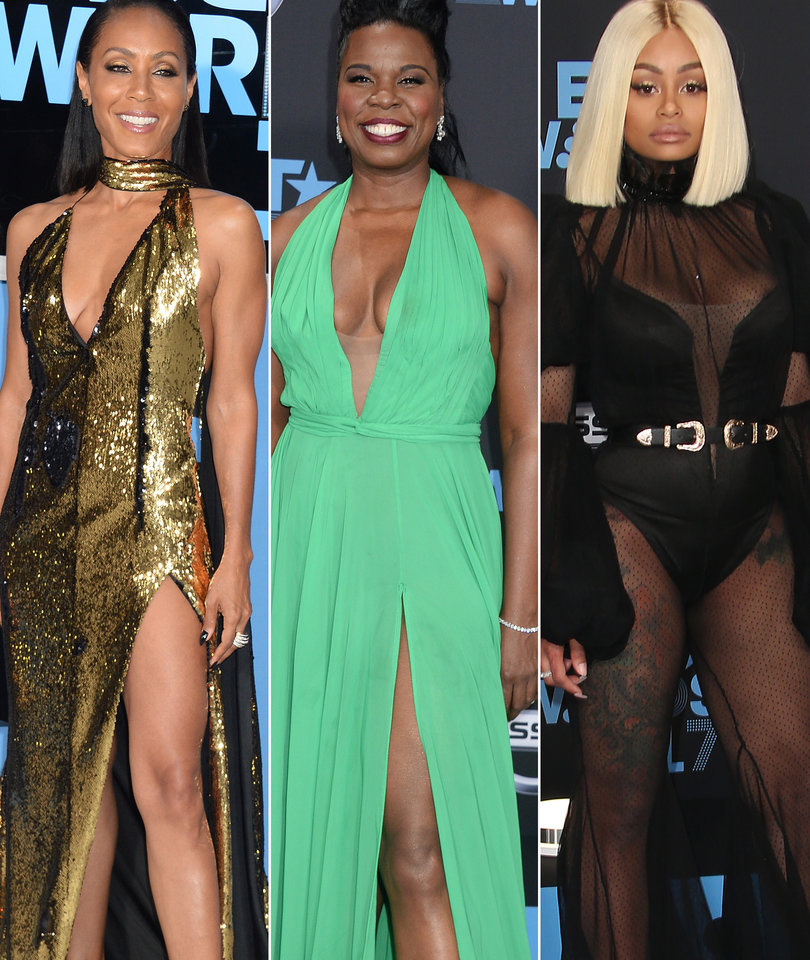 See All The 2017 BET Awards Red Carpet Fashion (Updating Live)