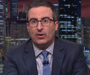 John Oliver Concludes Anti-Vaxxers Takedown With a Personal Plea