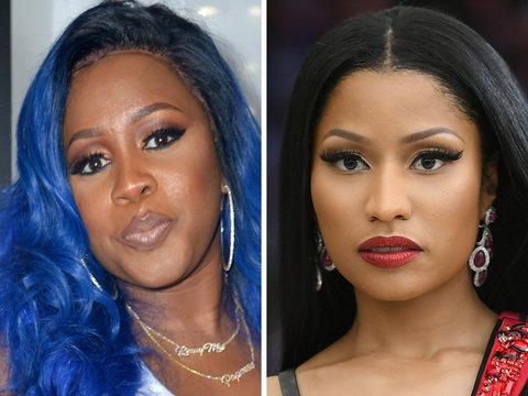 Nicki Minaj Fans Pile On Remy Ma After BET Award Win