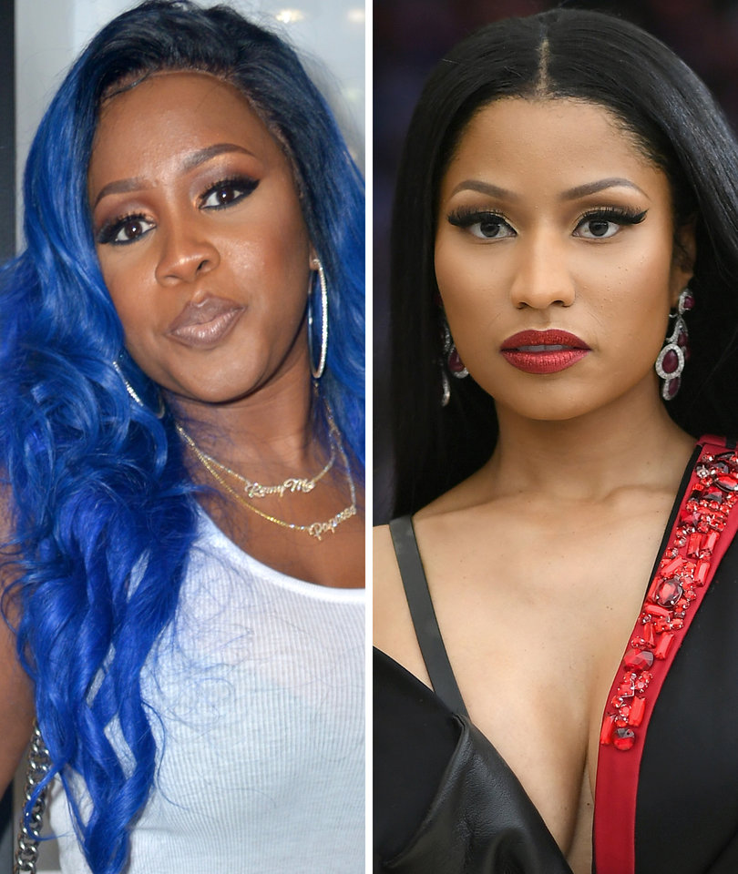 Nicki Minaj Fans Pile On Remy Ma After BET Award Win