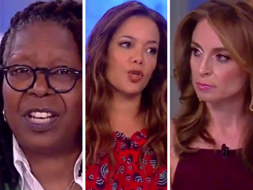 'View' Faces Off Over Supreme Court Partially Reinstating Trump's Travel Ban