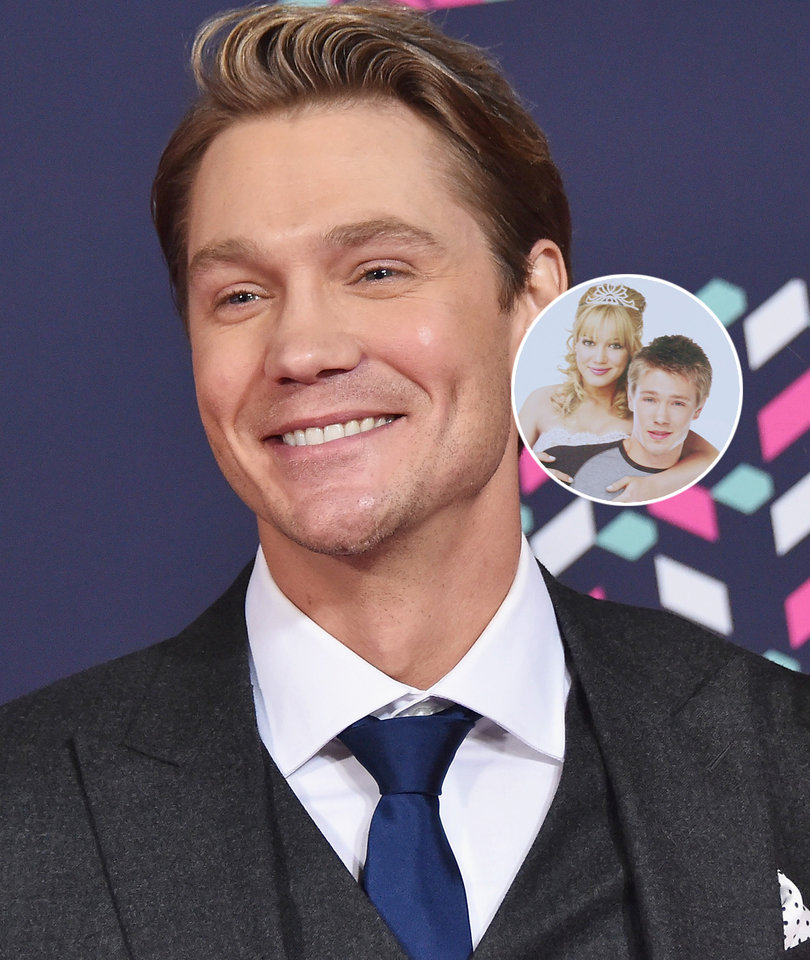 Chad Michael Murray Brings 'Cinderella Story' to Life for Children Hospital's…