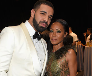 Drake and Jada Pinkett Smith Pose Backstage at NBA Awards