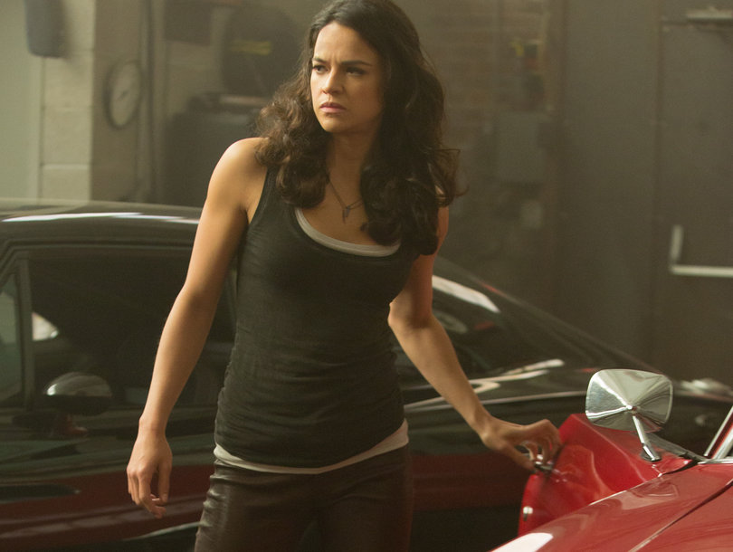 Michelle Rodriguez Threatens to Exit 'Fast & Furious' Franchise Over Its Portrayal of Women