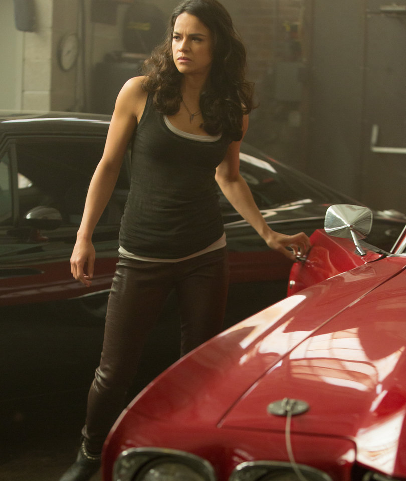 Michelle Rodriguez Threatens to Exit 'Fast & Furious' Franchise