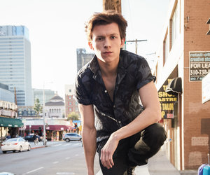 Tom Holland Details Struggle With 'Spider-Man' Thong