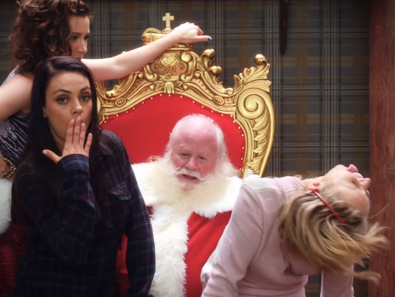 Watch the Raunchy, Red Band Trailer for 'Bad Moms Christmas'