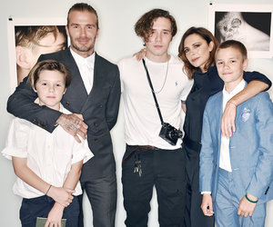 Beckhams Come Together for Brooklyn's Photo Exhibition