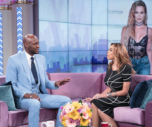 What Lamar Odom Thinks of Khloe Kardashian Saying She 'Fake Tried' to Get Pregnant With…