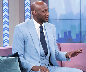 What Lamar Thinks of Khloe Saying She 'Fake Tried' to Get Pregnant With Him