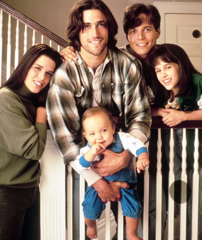 'Party of Five' Cast -- Then & Now