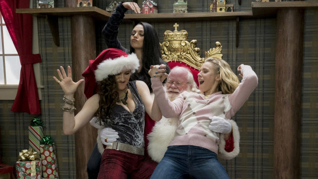 Red Band Trailer for 'A Bad Moms Christmas'