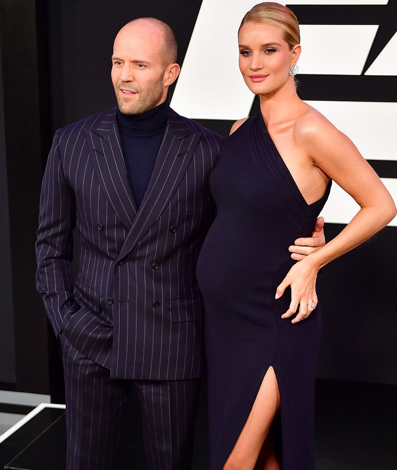 Rosie Huntington-Whiteley and Jason Statham Welcome a Baby Boy