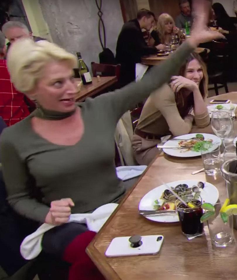 'Clip, Clip, Clip!' - 'Real Housewives' Star Dorinda Medley Sparks Twitter…