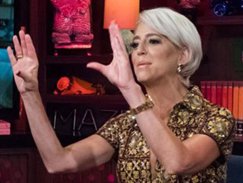 What Is 'RHONY' Star Dorinda Medley's 'Clip, Clip, Clip' All About?